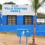 Realizan campaña de vacunación calendario completo en el CIC de Barrio Günther
