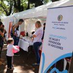 Más de un centenar de personas consultaron sobre el VIH/SIDA