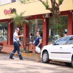 Concientización a peatones