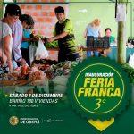 Inauguran la 3er Feria Franca de Oberá