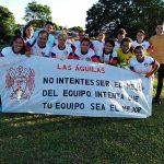Femenino- Las Águilas y Las Guerreras también son semifinalistas
