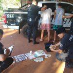 La Policía recuperó objetos robados y detuvo a  los presuntos en Oberá