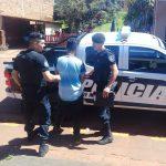 "Detienen a ""Paraguay"", era intensamente buscado por un robo en Oberá"
