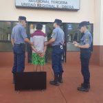 Demoraron a dos adolescentes por el robo a un septuagenario en Oberá