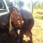 Policias asistieron a un hombre que se desvaneció en Oberá