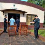 Recuperan elementos robados y detienen a los presuntos autores