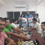 Se realizó el cierre de las actividades del Club Ajedrez Oberá