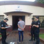"""Detienen a """"Pichaí"""", acusado de agredir a su pareja y robar un teléfono celular"""