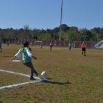Se juegan las finales del torneo interbarrial de fútbol femenino