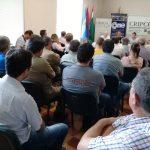 Importante concurrencia a reunión en la CRIPCO por problemas con la energía eléctrica