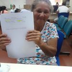 Doña Agripina pudo jubilarse gracias a colecta realizada por empleados de ANSES Oberá