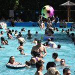 Más de dos mil personas visitaron el Berrondo el primer día del año