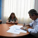 Convenio con AECO para ingreso a las Termas