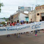 Agrupaciones sociales se movilizaron en Oberá