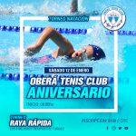 Torneo de natación aniversario del OTC