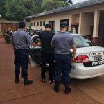 La Policía detuvo a un joven acusado de agredir y amenazar de muerte a su vecina en Oberá