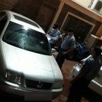El auto secuestrado esta mañana fue sustraído en Entre Ríos