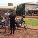Se llevó una motocicleta que estaba para la venta, la vendió por su cuenta y fue detenido