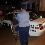 Atraparon a jovencito que intentaba escapar con un celular robado