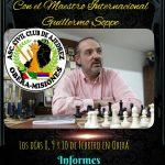 El Maestro Guillermo Soppe dará un Seminario en Oberá