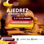 Ajedrez: destacado entrenador brindará  seminario gratuito en Oberá