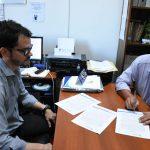 Primer acuerdo paritario del año para empleados municipales