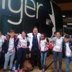 Judocas obereños buscan ser parte de la Selección Argentina