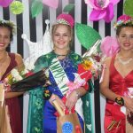 Fátima Tamara Ostrowaki se coronó como Miss Campo Viera 2019