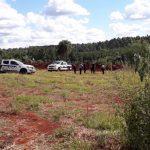 Nueva toma de tierras en inmediaciones al Aeroclub