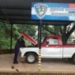 La Policía secuestró una camioneta adulterada en Oberá