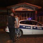 Detienen a un joven con frondoso prontuario por presunto intento de robo a una escuela en Oberá