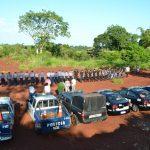 Operativo rural en toda la zona centro