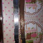 Secuestran dos machetes tras un allanamiento por presuntas amenazas en Oberá