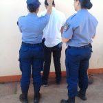 Un hombre fue  detenido acusado de mantener  encerrada y bajo amenazas a su concubina