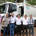 Adquisición de Camión Recolector de Residuos