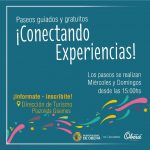"Finaliza el city tour ""Conectando Experiencias"""