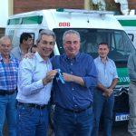 Oberá recibió dos Ambulancias de Alta Complejidad