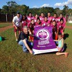 Inició el 3er Torneo de la Amistad de Fútbol Femenino Interbarrial