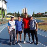 Atletas obereños participarán del Gran Prix Sudamericano de Atletismo