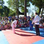 Comienzan las actividades de Judo Comunitario