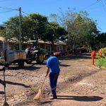 Inician obra de repavimentación en Calle Niacasia Segura