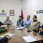 Reunión para la gestión de Residuos de Hidrocarburos