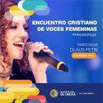 Encuentro cristiano de Voces Femeninas