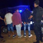 Detienen  a irascibles jovenes por  agredir a policias y dañar un patrullero