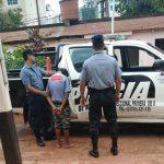 Jóvenes atacaron y lesionaron a policías en Oberá