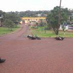 Colisión entre dos motocicletas dejó como saldo un  lesionado  en Oberá