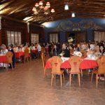 Éxito en la tradicional Cena Show por el Día Internacional de la Mujer en la Colectividad Rusa