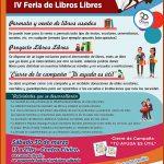 Se viene una nueva edición de la Feria del Libro Usado y Libros Libres