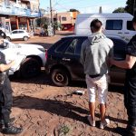 Detienen  al presunto autor de robos en tres automóviles y recuperaron elementos sustraídos