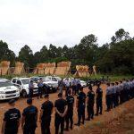 La Policía desarrolla un intenso Operativo Rural en Florentino  Ameghino
